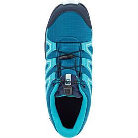 Salomon Speedcross CSWP Chaussures Enfant, lyons blue/bluebird/navy blazer